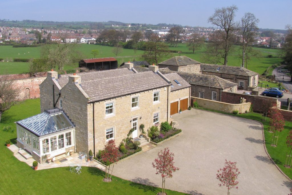 Erkulis | Ashfield Park Otley, Grade II Listed Conversion