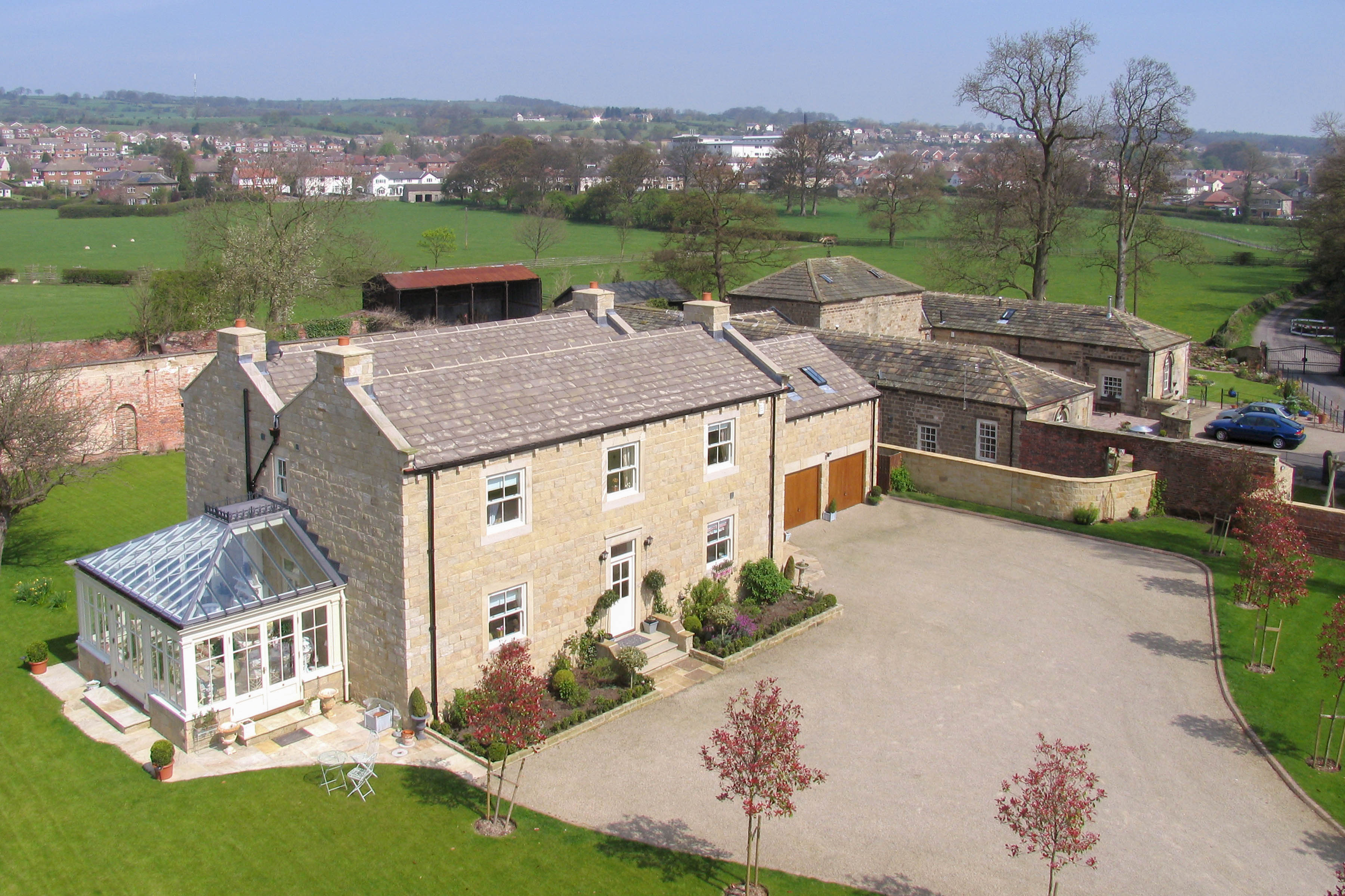 Erkulis | Ashfield Park Otley, Grade II Listed Conversion