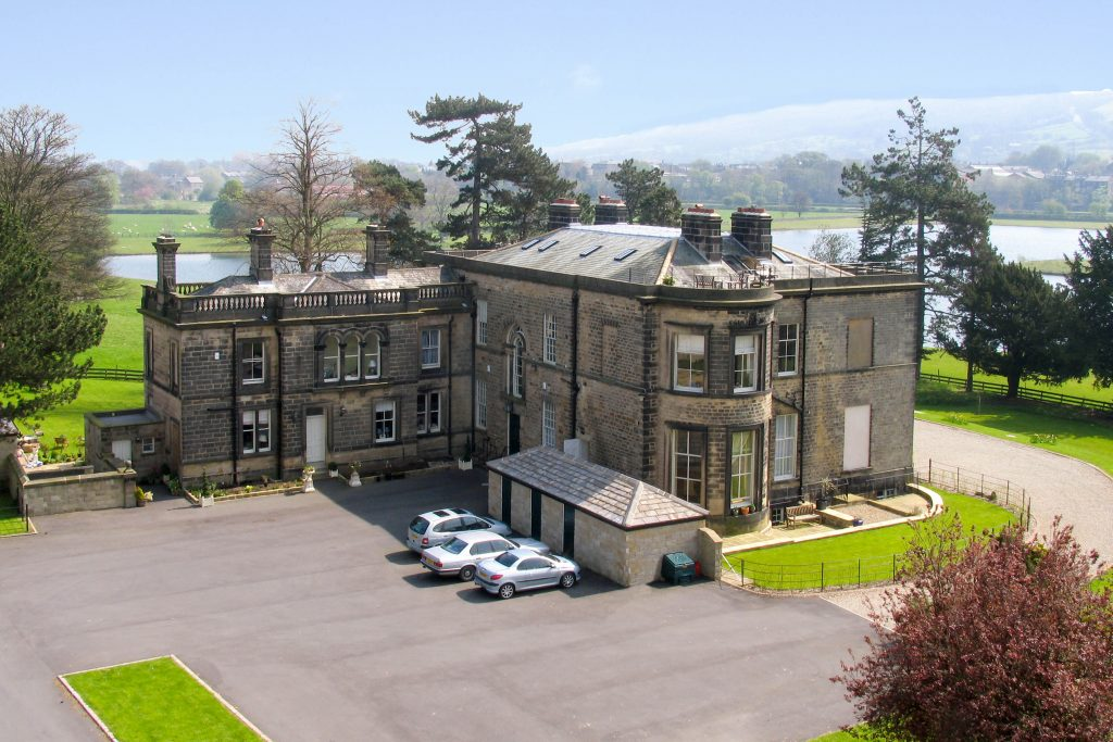 Erkulis Ashfield House Otley, Grade II Listed Conversion