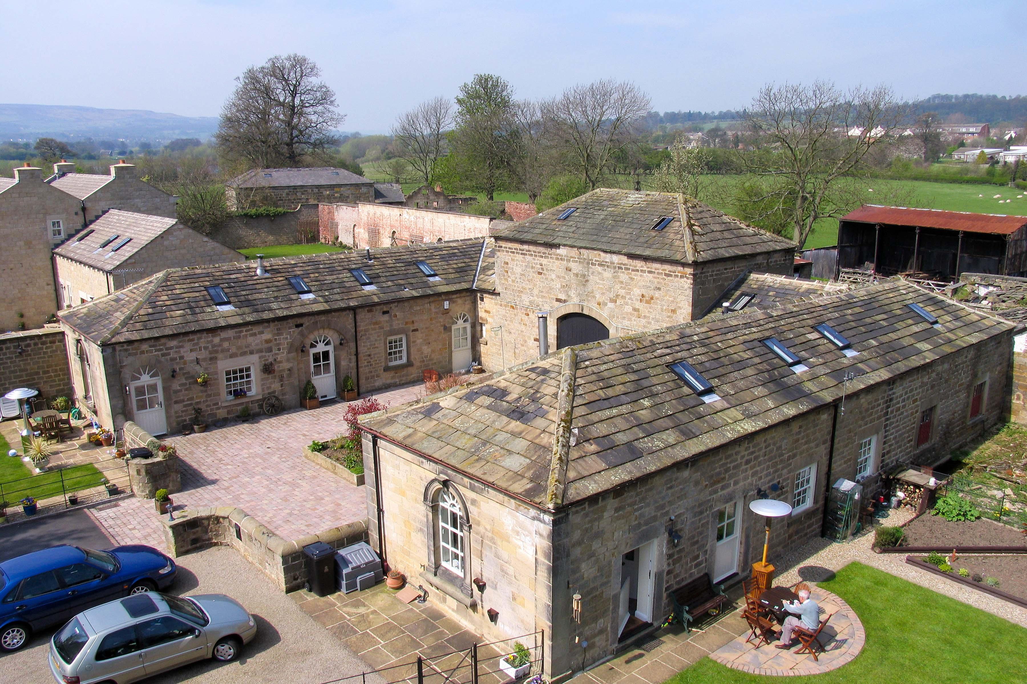 Erkulis Ashfield Park Otley, Grade II Listed Conversion