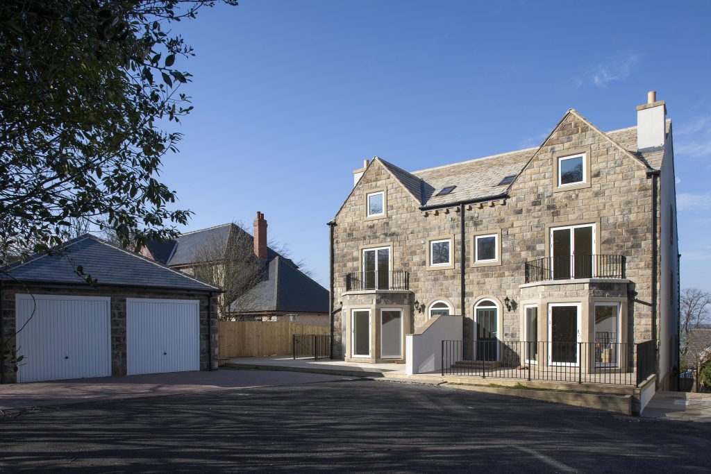 Erkulis West Hall Court Bramhope | New Build