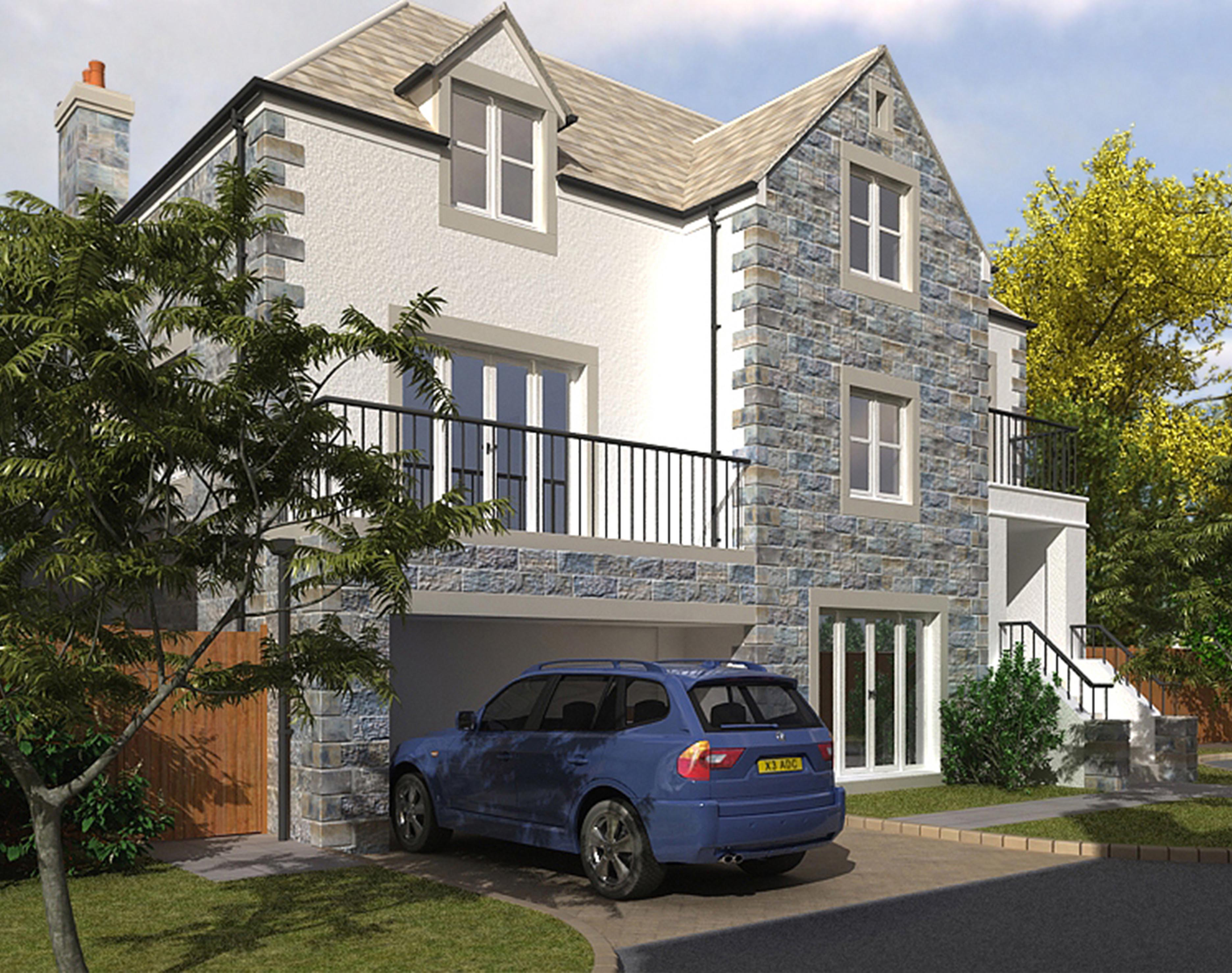 Erkulis | New Build | Arden Court Five superior five bedroom detached houses situated in one of the most sort after North Leeds locations