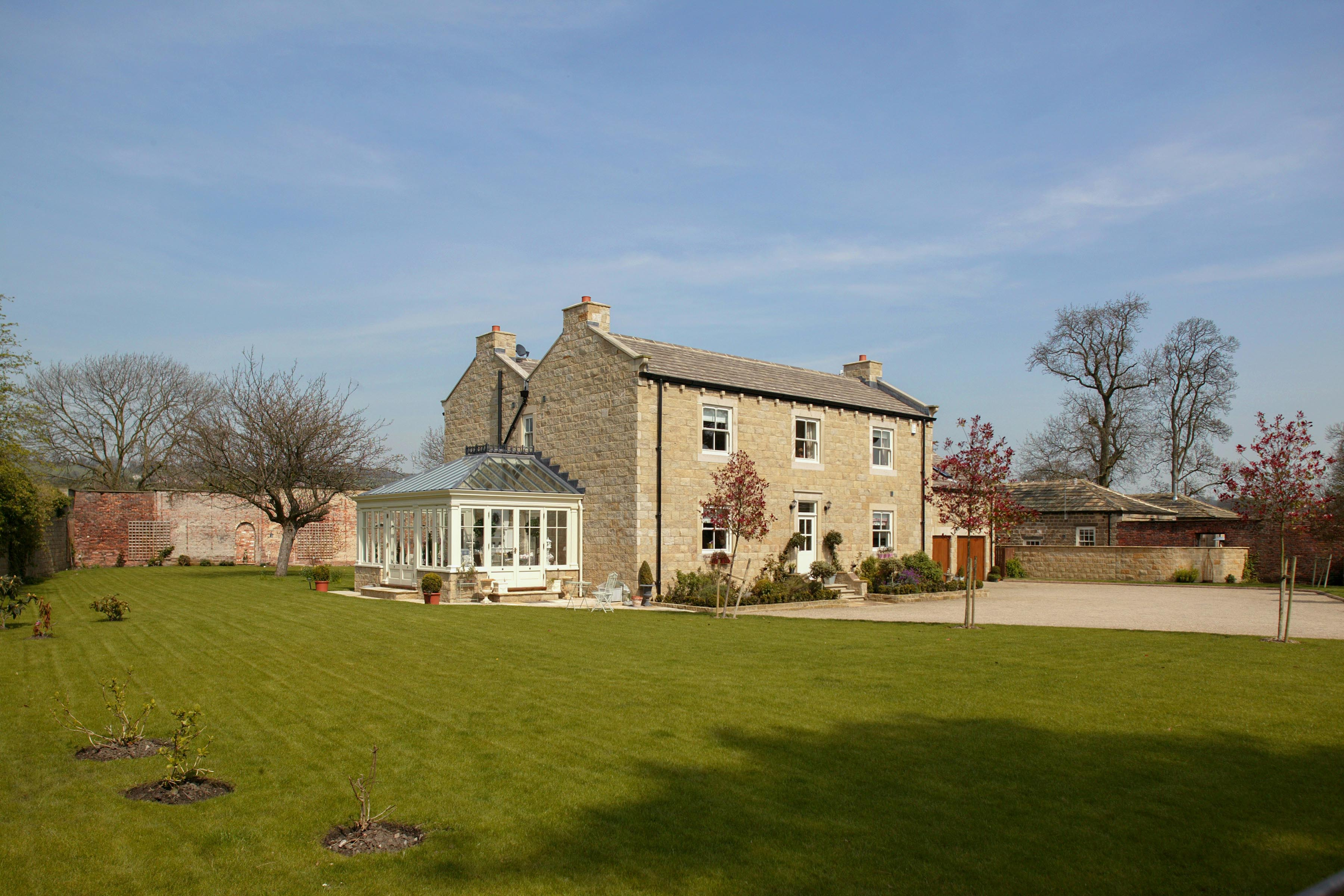 Erkulis | Ashfield Park Otley, New Build in the Grade II Listed buildings grounds