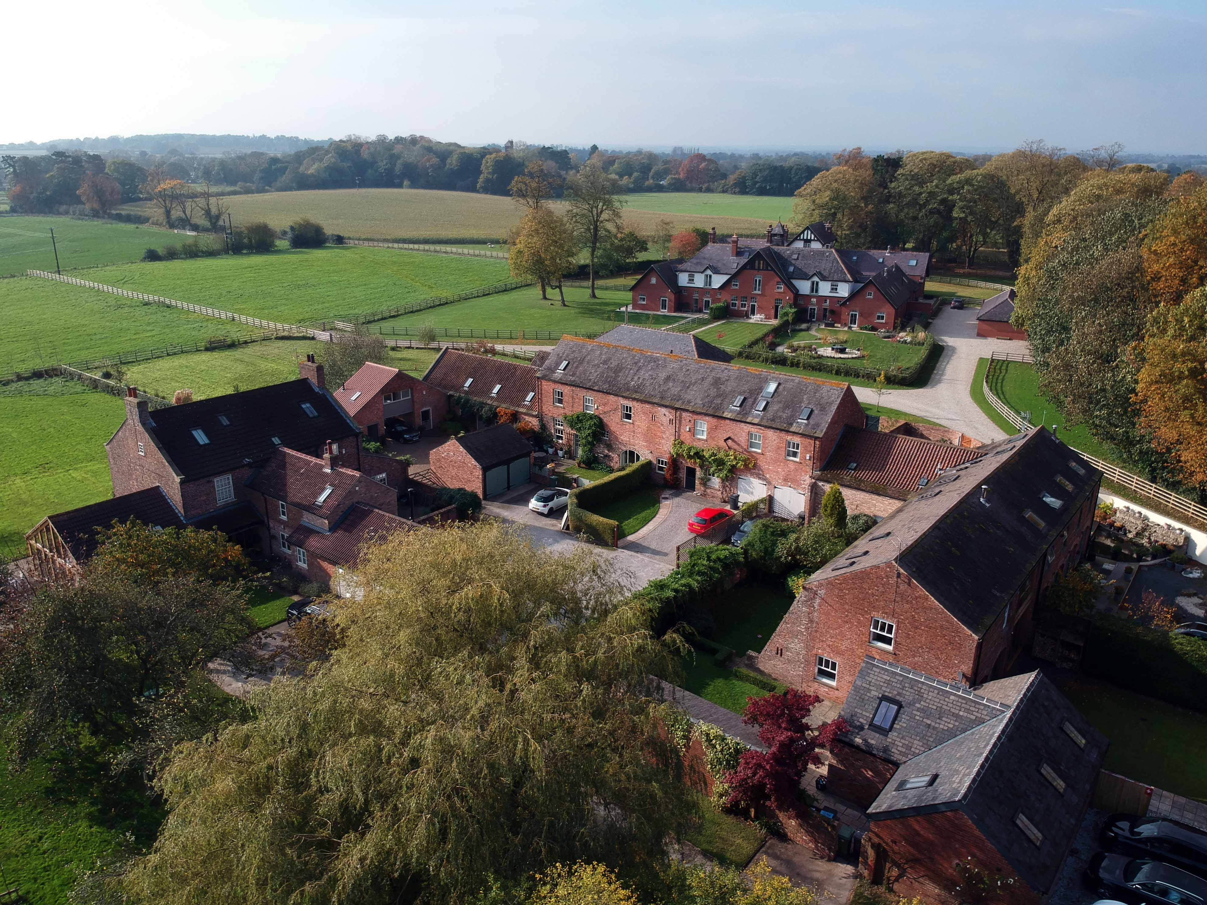 Erkulis Barn Conversion Home Farm Askham Bryan