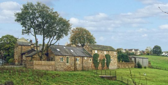 Erkulis Conversion | Grade II Listed |Old Manor Farm, Bramhope a exceptional conversion of an attractive range of Grade II listed barns into just four luxury 3&4 Bedroom homes adjoining beautiful green belt countryside